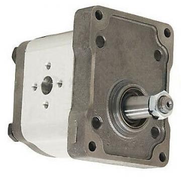 18GPM Idraulico Spaccalegna Valvola Di Controllo Pompa 3 Posizione Cromato Bobina