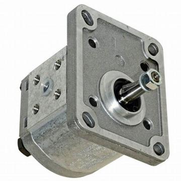 Hydraulic Gear Pump Group 2 4 Bolt EU Flange Taper Shaft CC BSP Motor Port Oil