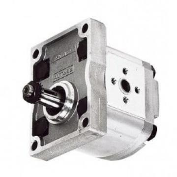 Galtech Hyd Gear Pump Group 1, PCD Flange ports 1 1:8 Taper Shaft, 4 Bolt Flange
