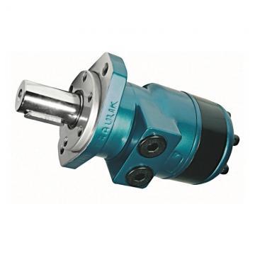 Flowfit Idraulico Motore 400 Cc / Rev 25mm Parallele con Chiave Albero C/Con AD
