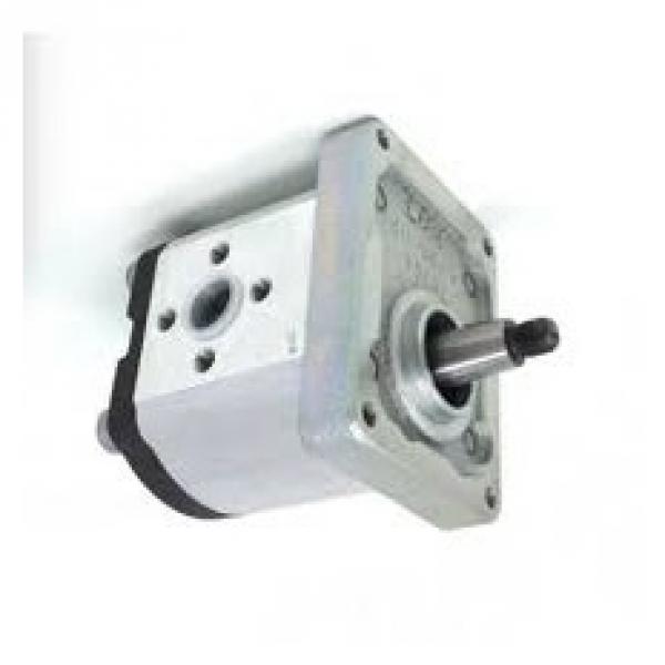 8L 12V Pompa Idraulica Gruppo Oleodinamica Doppio Effetto 3200 PSI #3 image
