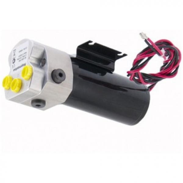 pompa idraulica oleodinamica trattore #1 image