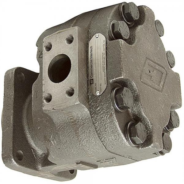 Jcb Triplo Pompa Idraulica 20/903500 Mini Digger 801 Ect #2 image