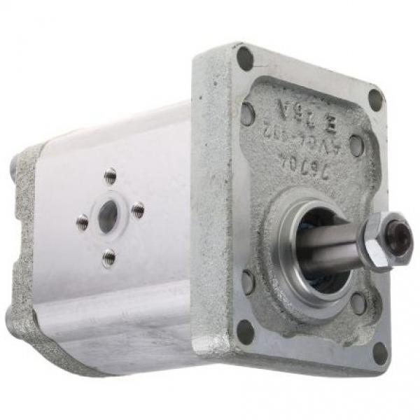 Pompa Idraulica Cilindro Idraulico Per Sollevatore A Forbice 7L Con Telecomando #1 image