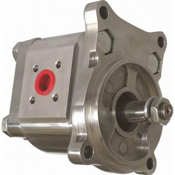 Pompa Idraulica Cilindro Idraulico Per Sollevatore A Forbice 7L Con Telecomando #3 image