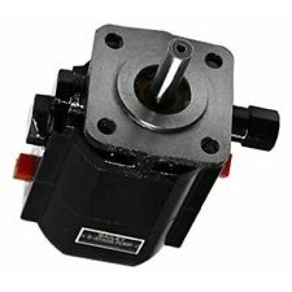 Pompa Idraulica Cilindro Idraulico Per Sollevatore A Forbice 7L Con Telecomando #2 image