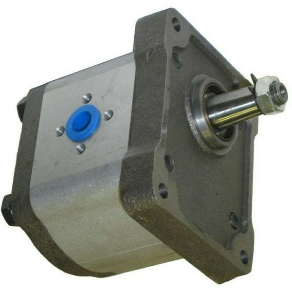 Jcb Triplo Pompa Idraulica 20/903500 Mini Digger 801 Ect #1 image