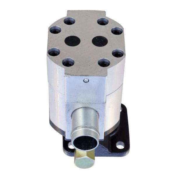 POMPA IDRAULICA Gear 67110-23360-71 671102336071 per Toyota Carrello Elevatore 7FD20/30 #ZX #3 image