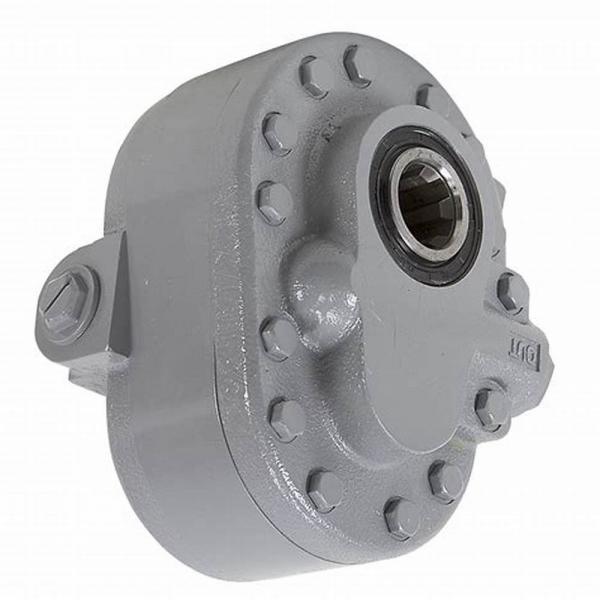 MOLTIPLICATORI RIDUTTORI PER POMPE GR.2/3 PTO idraulica  1 : 3,8 serie 7000 #1 image