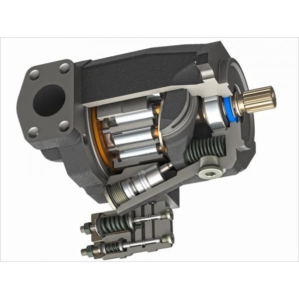 Flowfit Aluminium Hydraulic PTO Gearbox Group 2 Pump Assembly #2 image