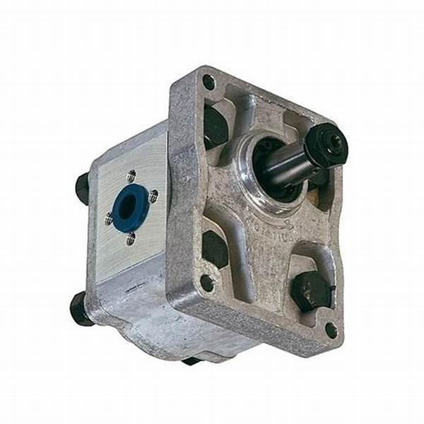 Genuine Parker/JCB Hydraulic pump with Gear 20/906100 Made in EU #3 image