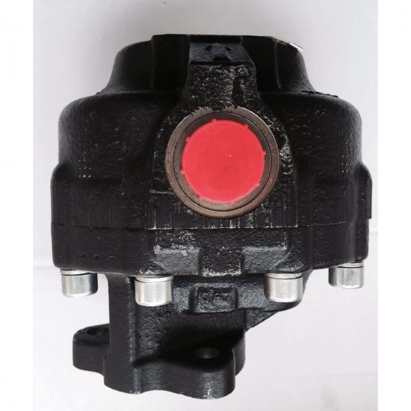 """Group 2 E52CX Gear Pump, 8.4cc, Clockwise Rotation with 1/2"""" BSP Ports #2 image"""