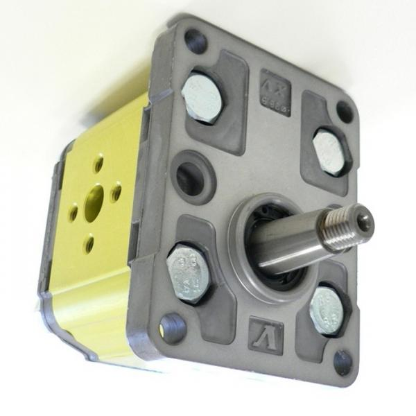 Galtech Hyd Gear Pump Group 2, PCD Flange ports 1 1:8 Taper Shaft, 4 Bolt Flange #1 image