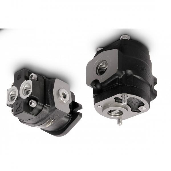 Hydraulikpumpe (2) Casappa KP30.34DO - 92Q2 Bj.2012  Mit Steuerblock AV 5971 5 #1 image