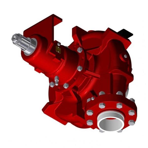Centralina idraulica Pompa idraulica 24V 2.2KW Per arare Sezione galleggiante #3 image