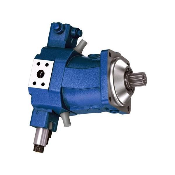 Sumitomo Eaton Hydraulic ORBITA motore, H-200BA2F-G, USATO, GARANZIA #1 image