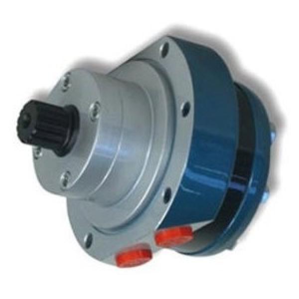 Sumitomo Eaton Hydraulic ORBITA motore, H-070BA4FM-G, USATO, GARANZIA #2 image