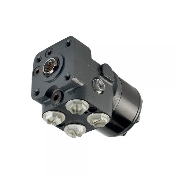 Tipo di motori idraulici ORBITALE OMP OMR SMR BMR 32 - 400 come DANFOSS ALBERO 25 mm #1 image