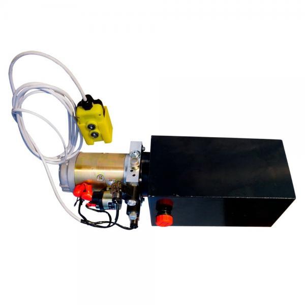 HYD a doppio effetto Assieme Handpump con passaggio D/A & Valvola Limitatrice Di Pressione #1 image