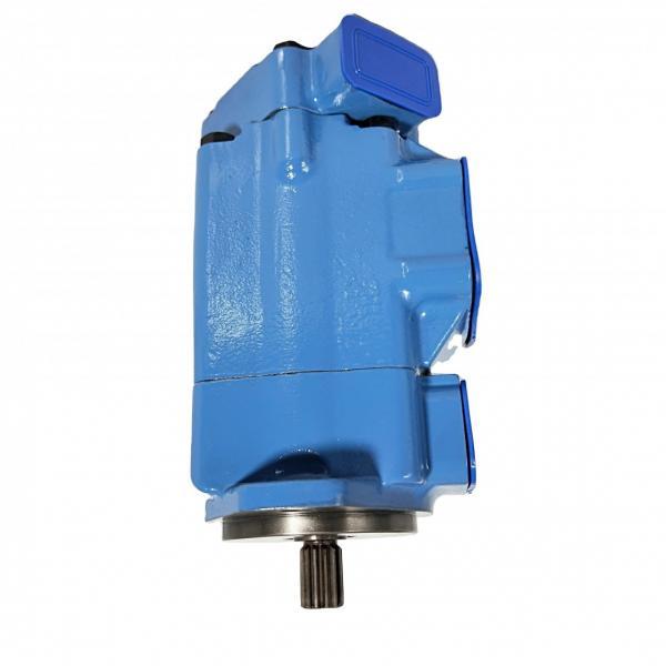 Doppio Pompa Idraulica Bosch 0510765351 per Case IH / Ihc Cs 78 80 86 94 100 #1 image