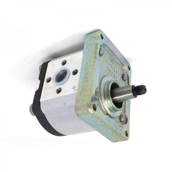Aggregato Idraulico 400V 3,5kW Motore Con Pompa 200bar P. Es. Per Legno Nuova #1 image